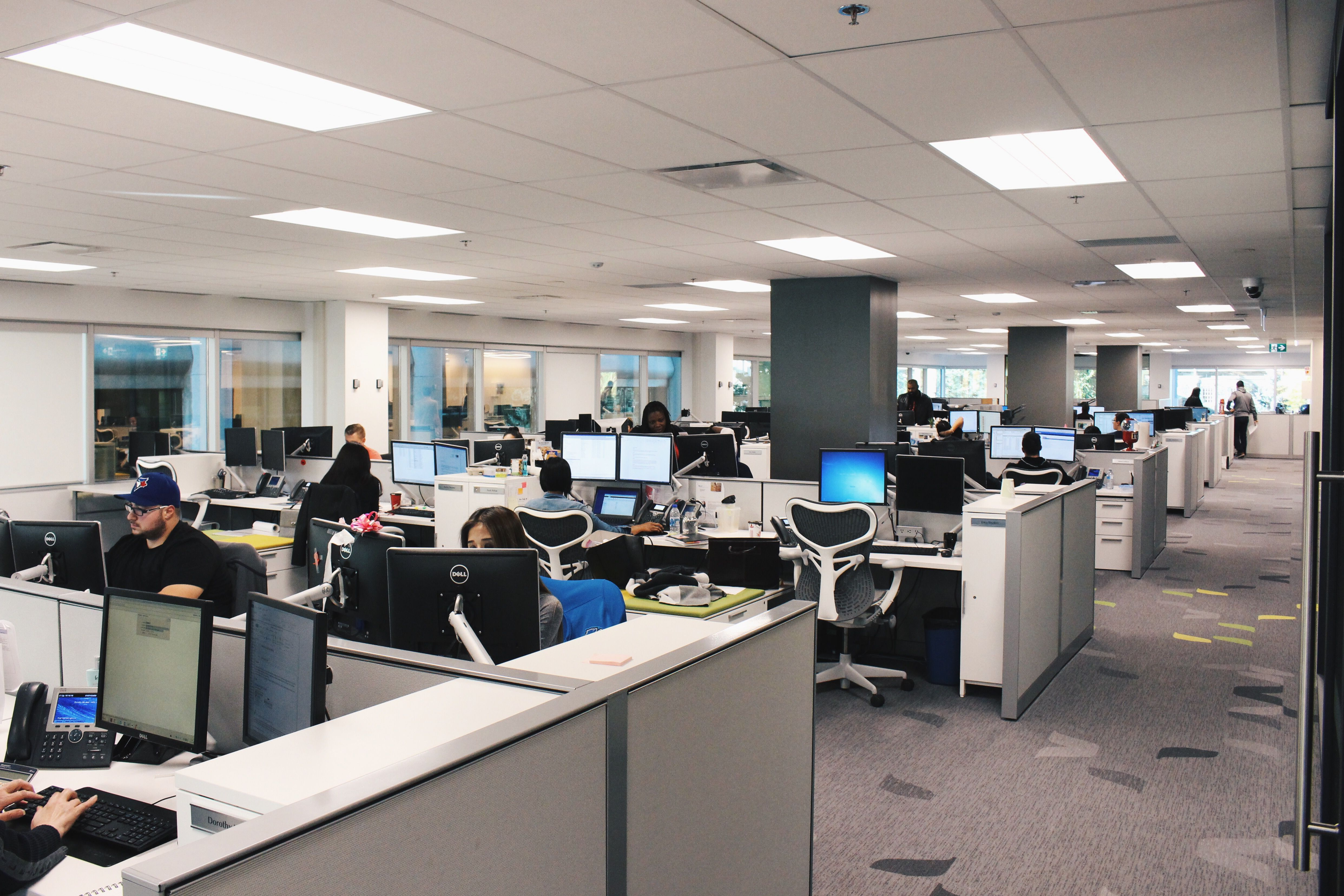 extraordinary investment bank office | Canada's first Mobile Bank was born at Yonge + St. Clair ...