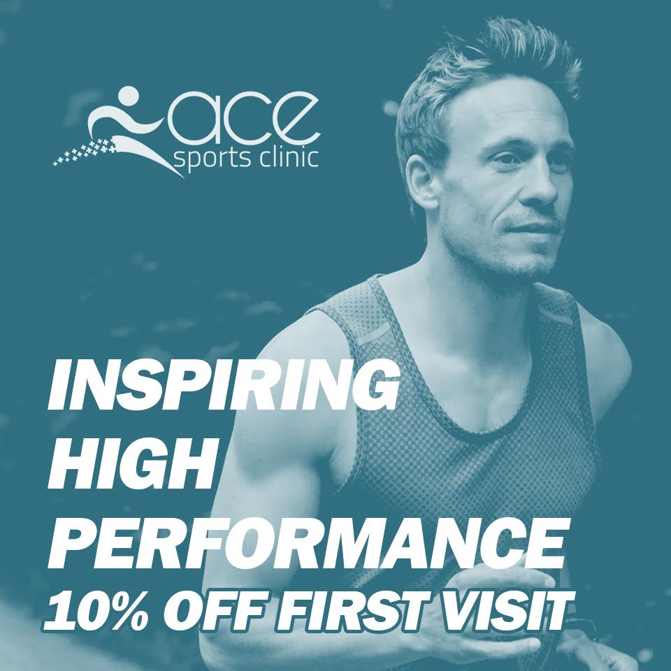 312cc5ddbe6 INSPIRE HIGH PERFORMANCE 10% OFF Ace Sports Clinic 1 St. Clair Ave. W.